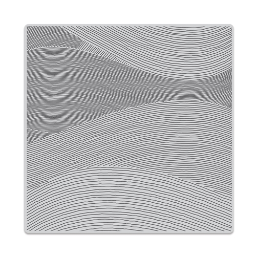 Hero Arts Cling Stamp OCEAN WAVES BOLD PRINTS CG757 Preview Image