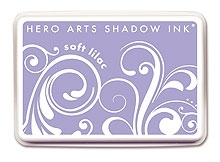 Hero Arts SHADOW Ink Pad SOFT LILAC Purple AF134 Preview Image
