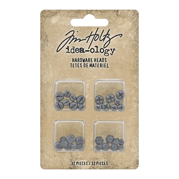 Tim Holtz Idea-ology HARDWARE HEADS th93788