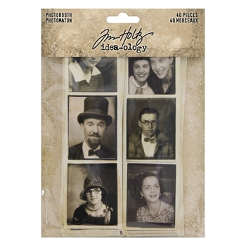 Tim Holtz Idea-ology PHOTOBOOTH th93799