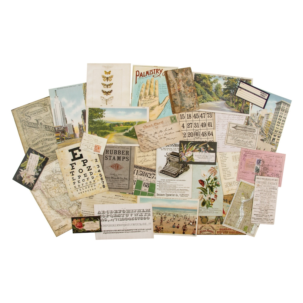 Tim Holtz Idea-ology LAYERS REMNANTS th93956 zoom image