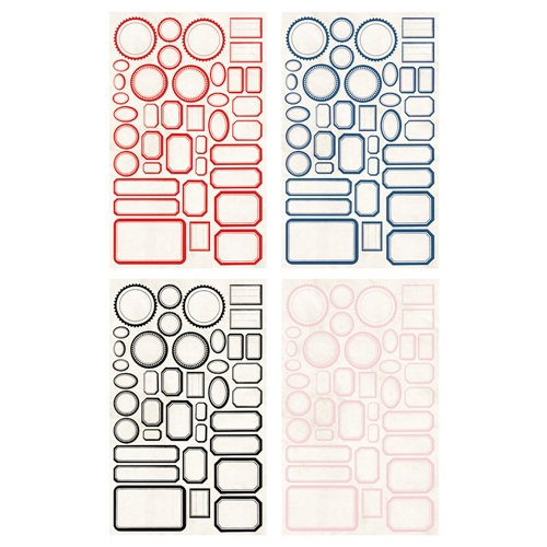 Tim Holtz Idea-ology CLASSIC LABEL STICKERS th93959 Preview Image