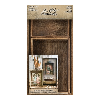 Tim Holtz Idea-ology VIGNETTE SET th93782