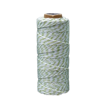 May Arts CELERY Baker's Twine Twisted Ribbon 41246*