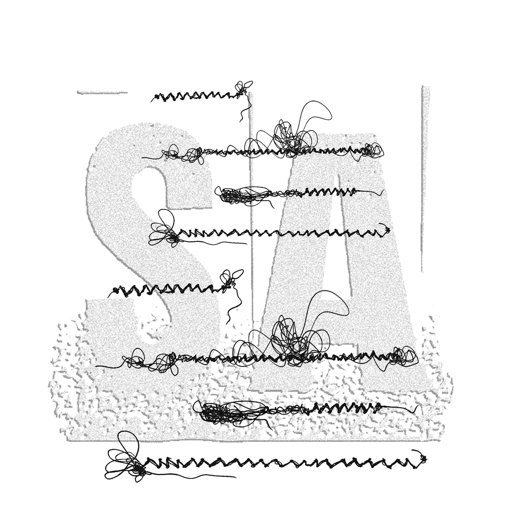 Tim Holtz Cling Rubber Stamps 2019 STITCHES CMS365 zoom image