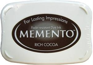 Tsukineko Memento Ink Pad RICH COCOA ME-800 Preview Image