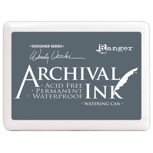 Ranger Wendy Vecchi Archival Ink Pad JUMBO WATERING CAN Make Art a3d51565 Preview Image