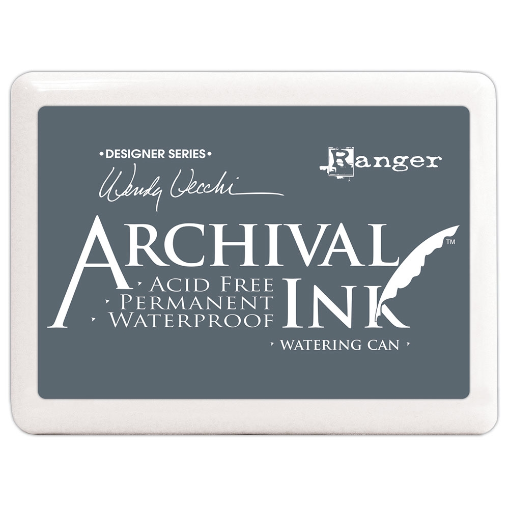 Ranger Wendy Vecchi Archival Ink Pad JUMBO WATERING CAN Make Art a3d51565 zoom image