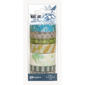 Ranger Wendy Vecchi Make Art WASHI TAPE 1 wva65418