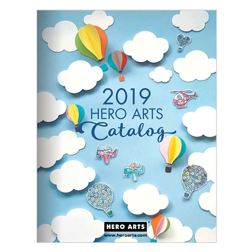 Hero Arts 2019 SPRING CATALOG PS119 Preview Image