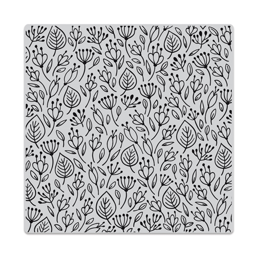 Hero Arts Cling Stamp FLOWER GARDEN BOLD PRINTS CG760 Preview Image