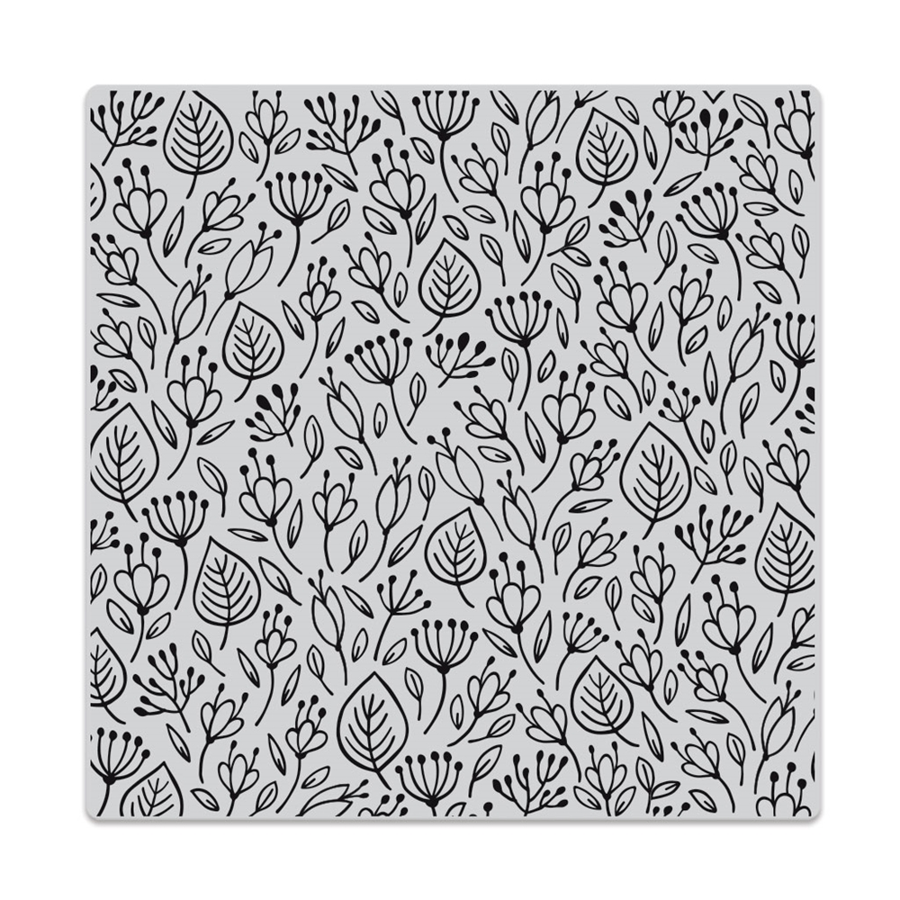 Hero Arts Cling Stamp FLOWER GARDEN BOLD PRINTS CG760 zoom image