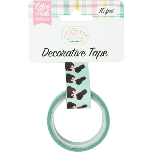Echo Park CHOCOLATE BUNNIES Decorative Tape ew174026 Preview Image