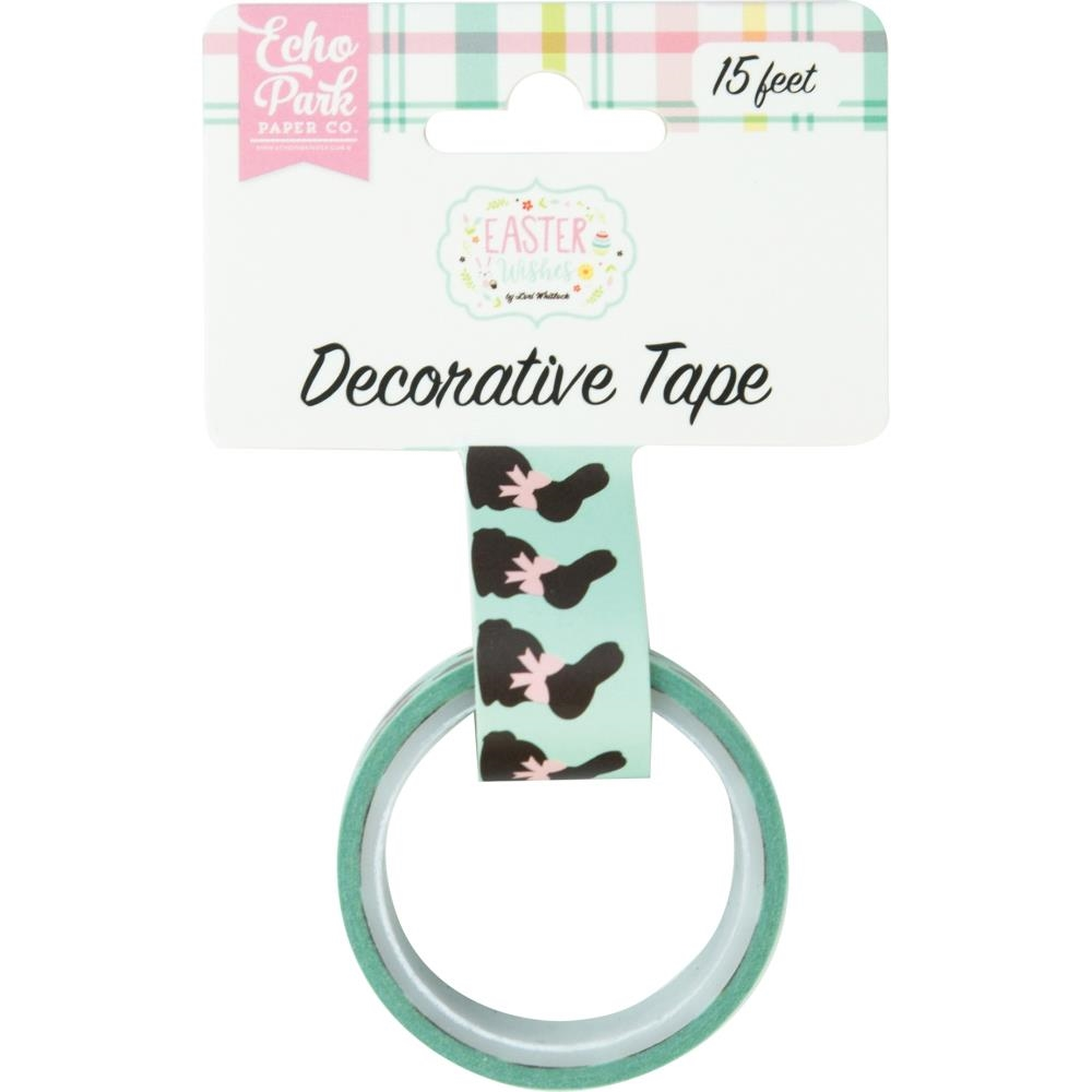 Echo Park CHOCOLATE BUNNIES Decorative Tape ew174026 zoom image
