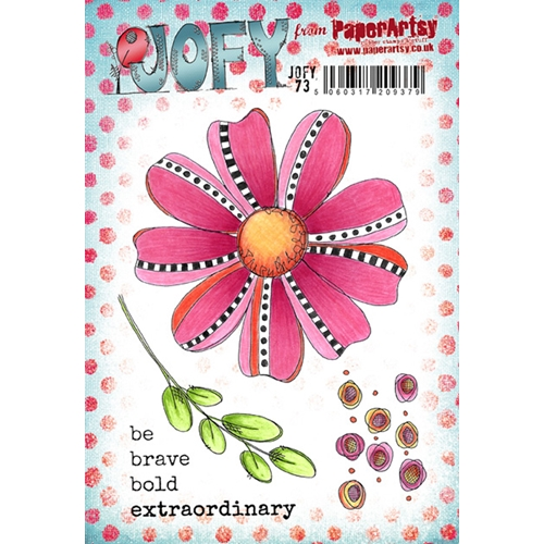 Paper Artsy JOFY 73 Cling Stamp Set jofy73 Preview Image