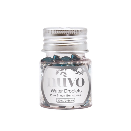 Tonic WATER DROPLETS Nuvo Pure Sheen Gemstones 1404n Preview Image