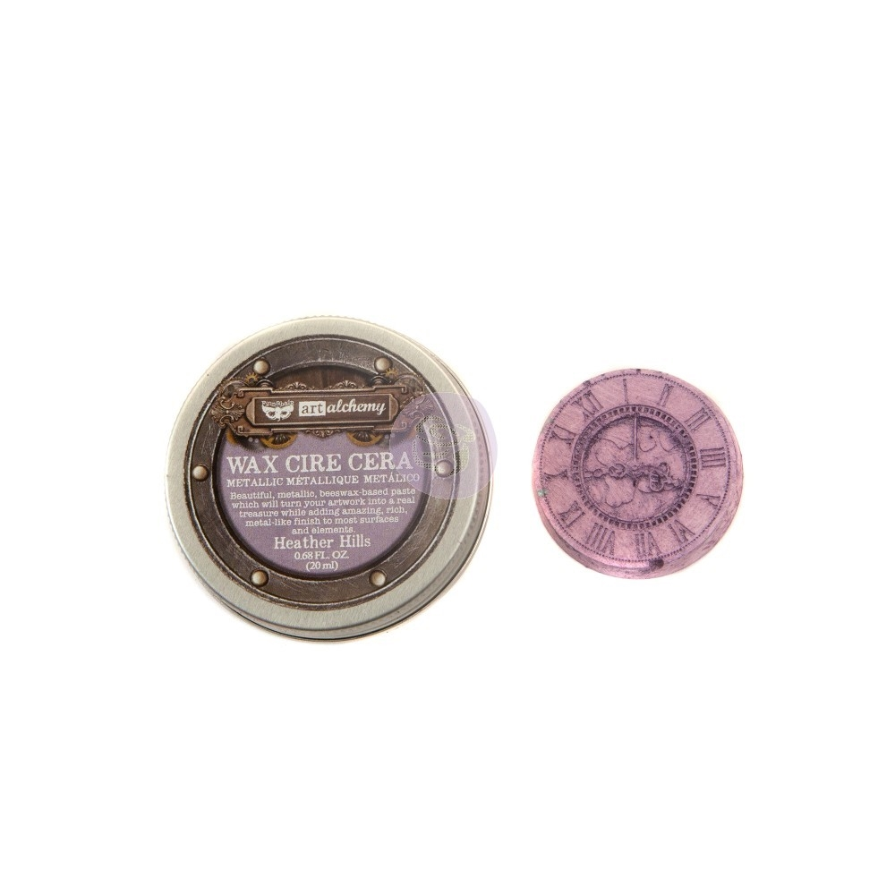Prima Marketing HEATHER HILLS Finnabair Art Alchemy Metallique Wax 966737 zoom image