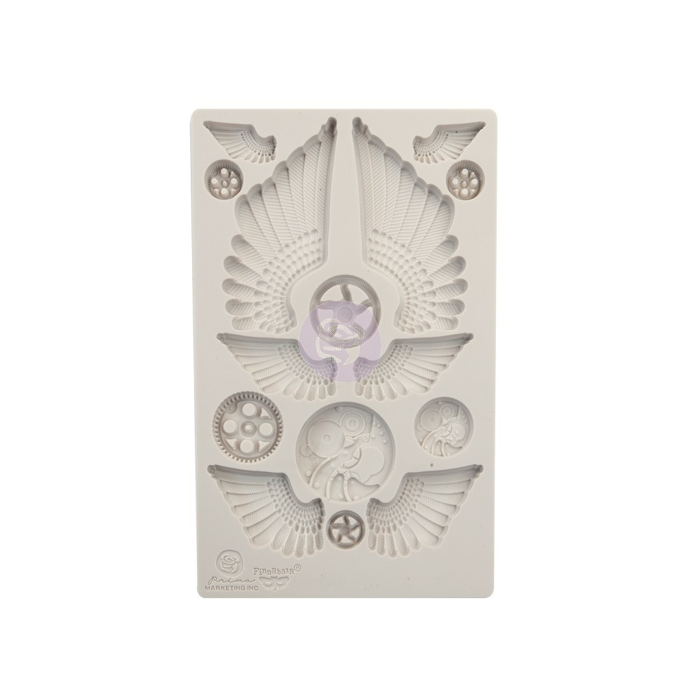 Prima Marketing COGS AND WINGS Mould 966614 zoom image