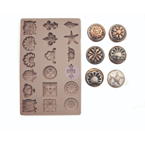 Prima Marketing SEASHORE TREASURES Re-Design Mould 638849 Preview Image