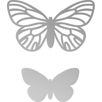 Couture Creations MINI BABY MOTHS Die Butterfly Garden co726548*