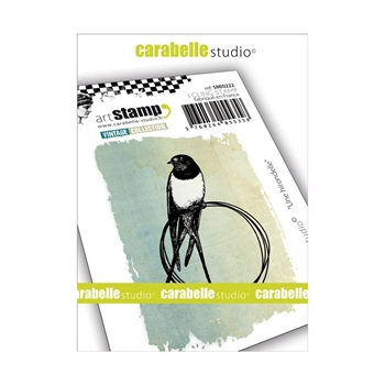 Carabelle Studio A SWALLOW Cling Stamp smi0222