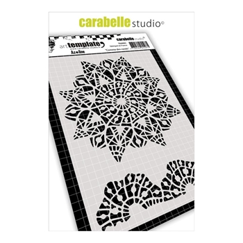 Carabelle Studio LIKE ROUNDS Stencil te60083