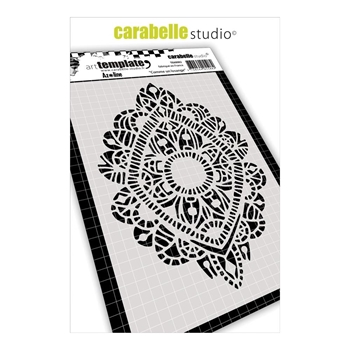 Carabelle Studio LIKE A DIAMOND Stencil te60082