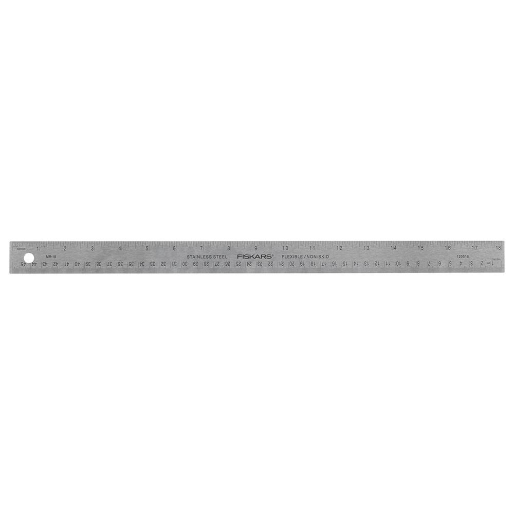 Fiskars METAL 18 INCH RULER Built to DIY 06203 zoom image