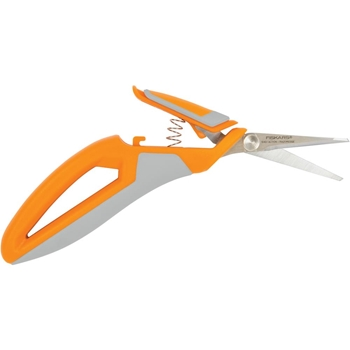 Fiskars TOTAL CONTROL RAZOREDGE PRECISION 7 INCH SCISSORS Built to DIY 06338