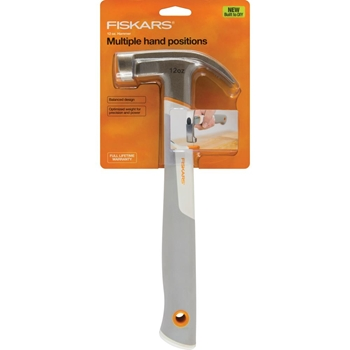 Fiskars PRECISION HAMMER Built to DIY 06194*