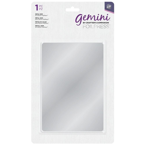 Crafter's Companion METAL SHIM Gemini Foilpress gem-foilp-mshim Preview Image