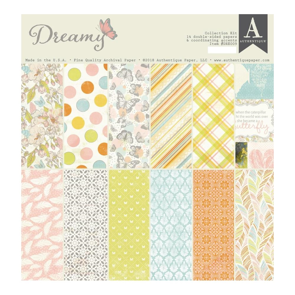 Authentique DREAMY 12 x 12 Collection Kit dre009* zoom image
