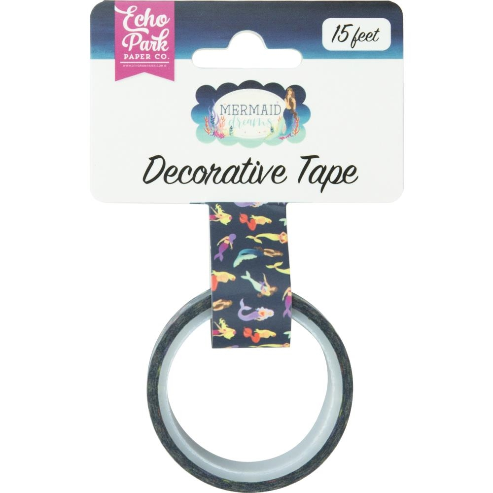 Echo Park BLUE LAGOON Decorative Tape mdr175027 zoom image