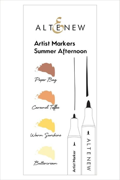 Altenew Artists Markers SUMMER AFTERNOON ALT1961 zoom image