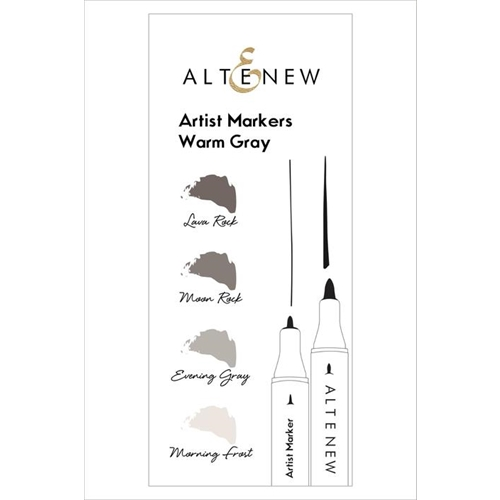 Altenew Artists Markers WARM GRAY ALT1960 Preview Image