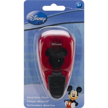 EK Success MICKEY ICON Medium Punch DPM002*