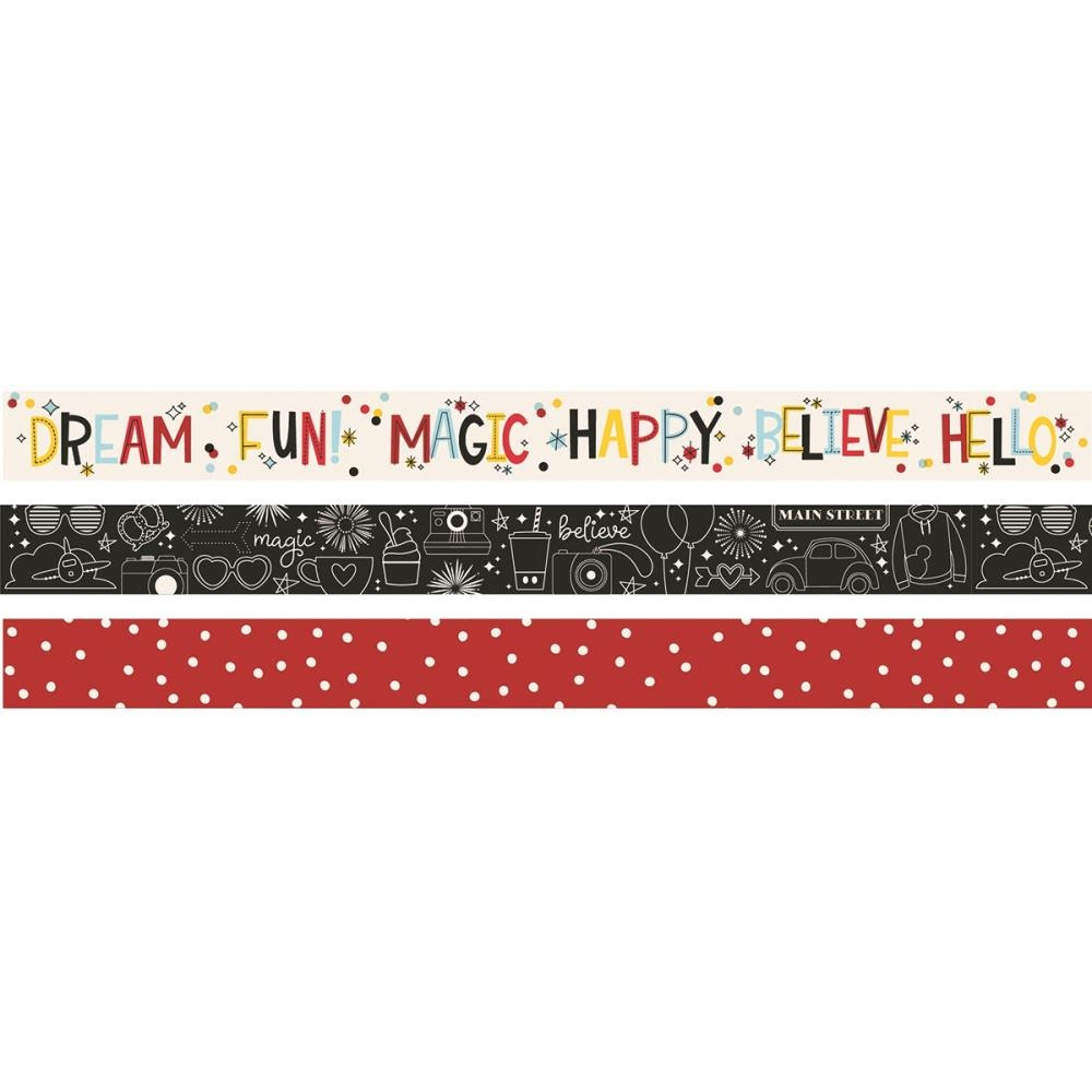 Simple Stories SAY CHEESE 4 Washi Tape 10545 zoom image