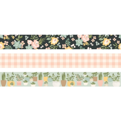 Simple Stories SPRING FARMHOUSE Washi Tape 10600 Preview Image