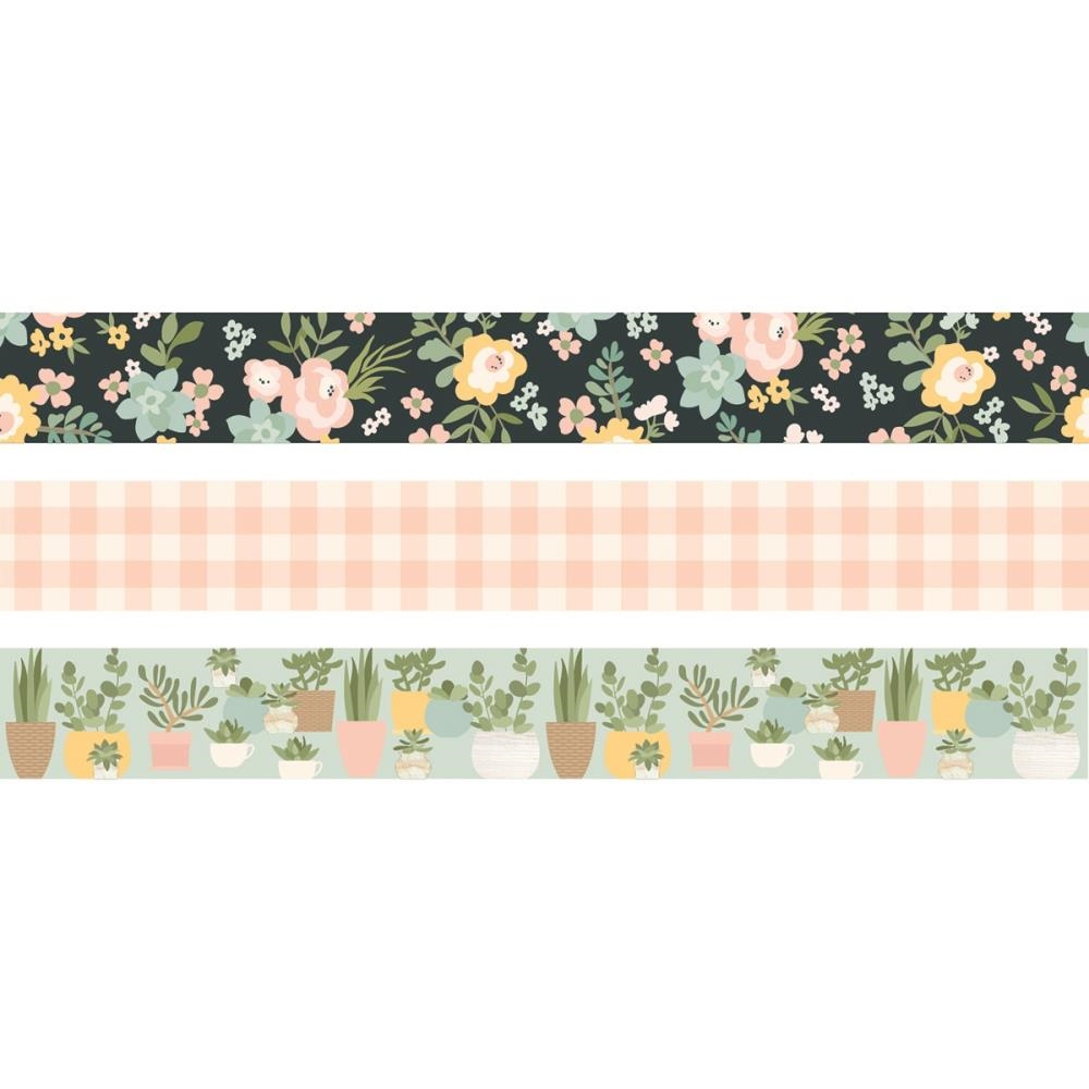 Simple Stories SPRING FARMHOUSE Washi Tape 10600 zoom image