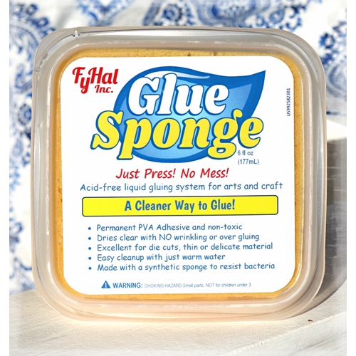 GLUE SPONGE Acid-Free Liquid Gluing 10720 Preview Image