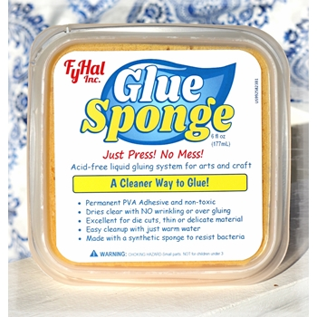 GLUE SPONGE Acid-Free Liquid Gluing 10720