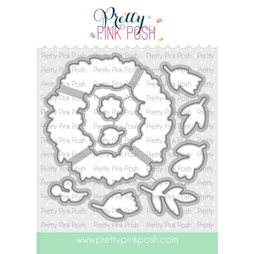 Pretty Pink Posh SPRING WREATH Dies Preview Image