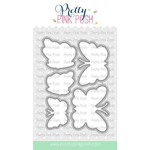 Pretty Pink Posh BEAUTIFUL BUTTERFLIES Dies  Preview Image
