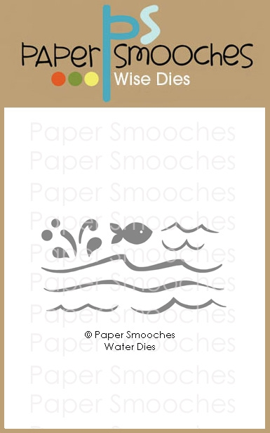 Paper Smooches WATER Wise Dies M1D431 zoom image