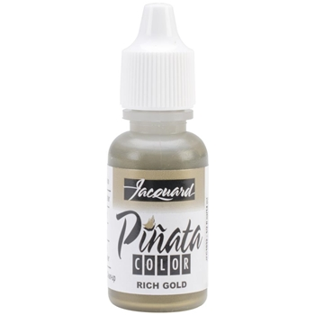Jacquard RICH GOLD Pinata Color Alcohol Ink 0.5oz jfc1032
