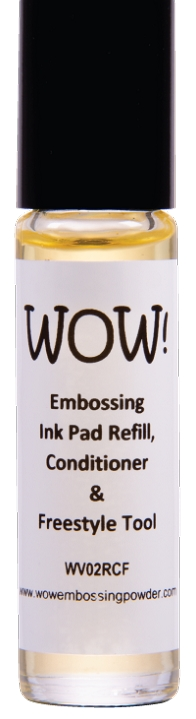 WOW Embossing Ink Pad REFILL, CONDITIONER, AND FREESTYLE TOOL WV02RCF zoom image