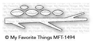 My Favorite Things TREE BRANCH Die-Namics MFT1494 zoom image