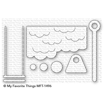 My Favorite Things INTERACTIVE SWING Die-Namics MFT1496