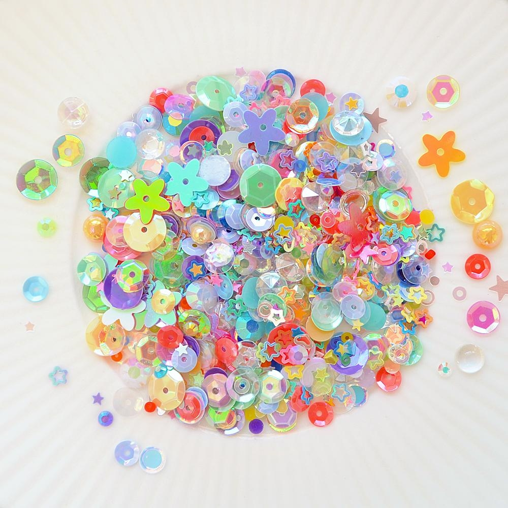 Little Things From Lucy's Cards PAINTBOX Sparkly Shaker Mix LB232 zoom image