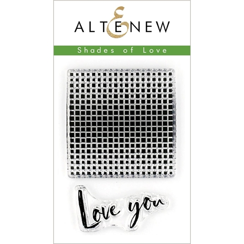 Altenew SHADES OF LOVE Clear Stamps ALT3156 Preview Image